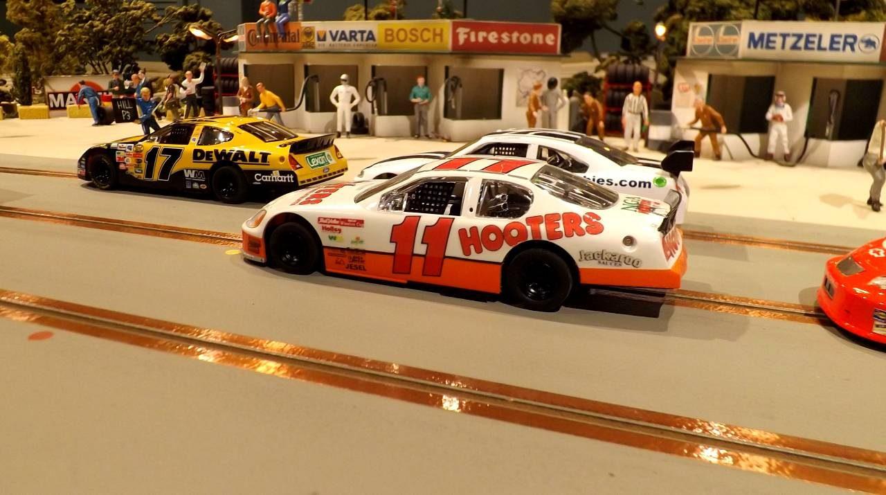 NASCAR - Ring I