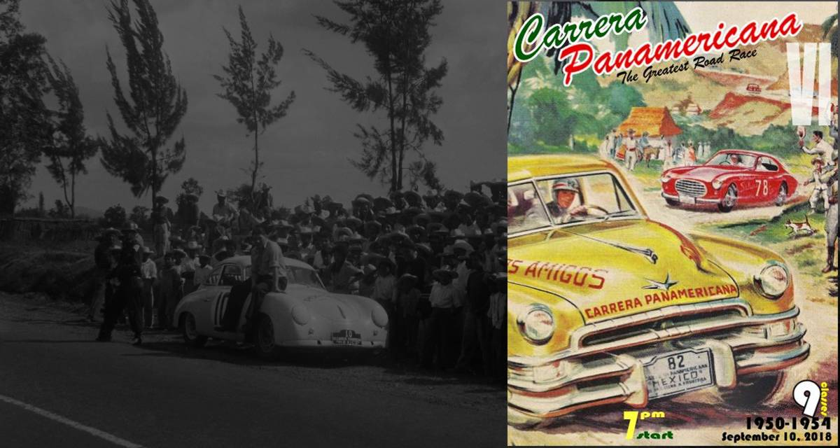 La Carrera Panamericana VI - September 10, 2018