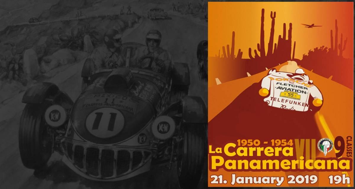 La Carrera Panamericana VII