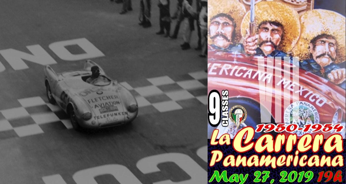 Carrera Panamericana VIII